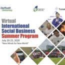 Приглашаем принять участие в Летней Школе по социальному бизнесу